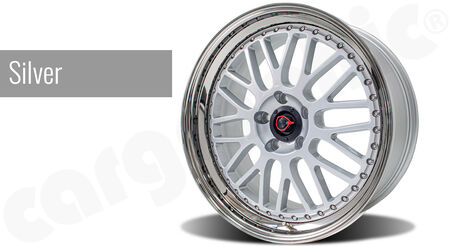 "CARGRAPHIC Racing Wheel - 8.0""x20"" - Available offsets:<br>