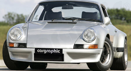 CARGRAPHIC Body Conversion Kit 911 2,8l RSR Look - - <b>Material:</b> Carbon<br>