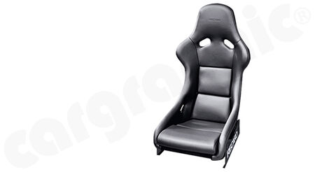 RECARO Pole Position N.G. (FIA) - Leather - Cover: Leather Black<br>