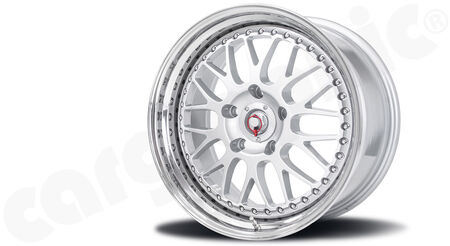 "CARGRAPHIC Racing Wheel - 8.5""x18"" - Available offsets:<br>
