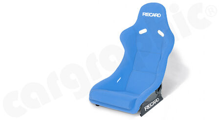 RECARO Pole Position N.G. (FIA) - Velours - Cover: Velours Blue<br>