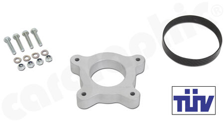 CARGRAPHIC Hub Extension - - 20mm aluminium adapter<br>