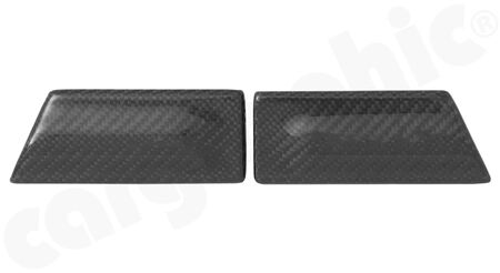 CARGRAPHIC Door Release Handle Set - - Visual-Carbon<br>
