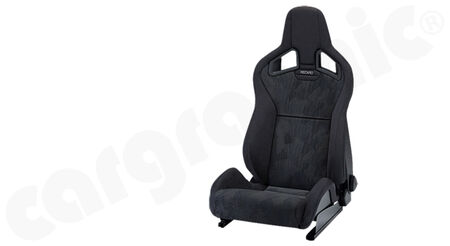 RECARO Sportster CS - Artista / Nardo - Cover: Artista / Nardo Black<br>