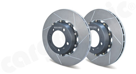 GiroDisc Brake Disc Set - - Rear Axle, 350mm<br>