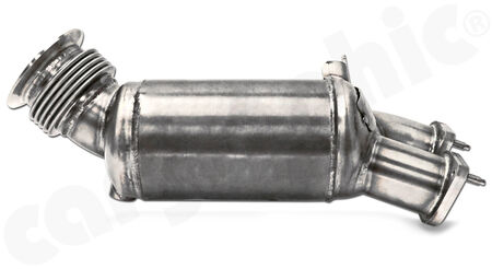 HJS Tuning Downpipe - 90812035 - with <b>300 cpsi sport catalytic converter</b><br> for<br>