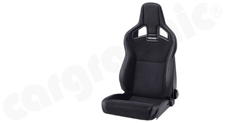 RECARO Cross Sportster - Ambla Leather - Cover: Ambla leather Black<br>